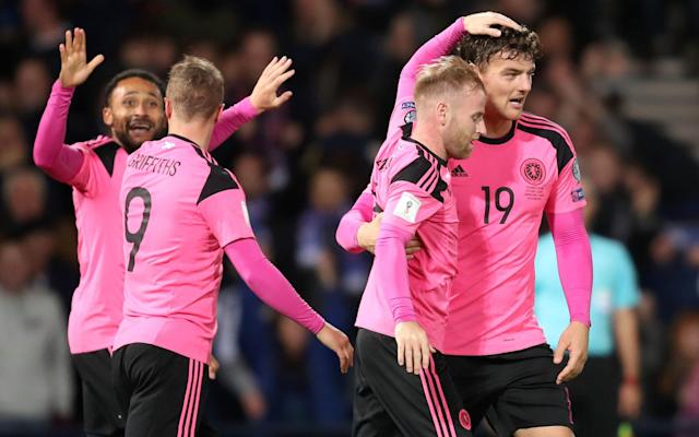 Scratching a 20 year itch? Scotland are three games away from their first World Cup since France 1998