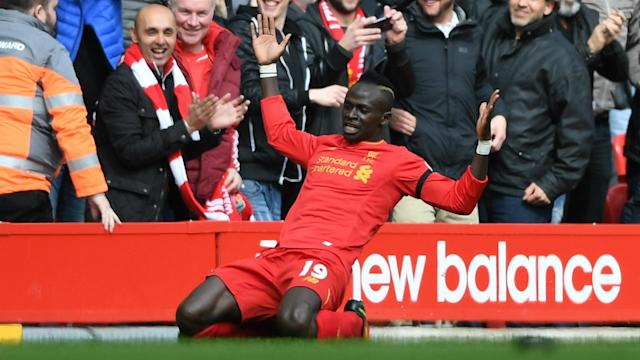 There was mixed news on the injury front for Liverpool with Sadio Mane potentially out for a while and Daniel Sturridge back in the squad.