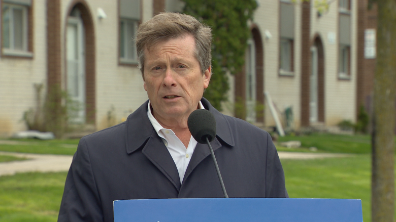Mayor to call on provincial Liberals to push for community housing funds