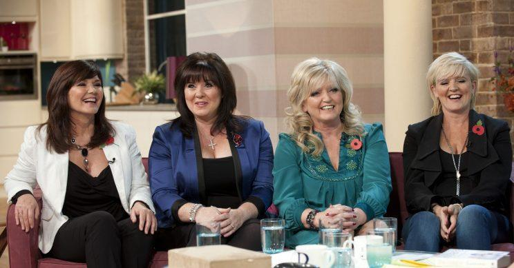 Bernie Nolan [right] passed away from cancer four years ago.