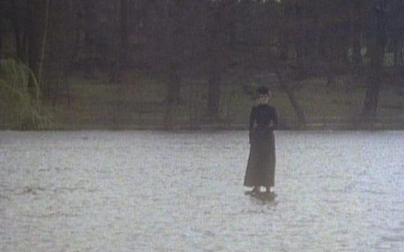 'I nearly went into the lake': Pauline Moran in The Woman in Black