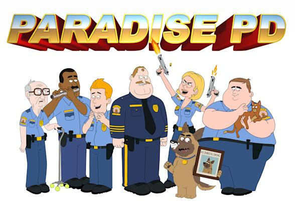 Netflix Orders Cop Animated Comedy Series From 'Brickleberry