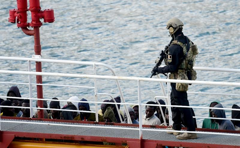 Charity ships have drawn fire from Rome by attempting on occasion to stop migrants being taken back to crisis-hit Libya