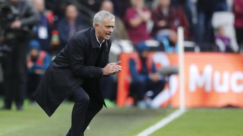 Jose Mourinho has seen his new Tottenham charges beat West Ham in the Premier League on Saturday