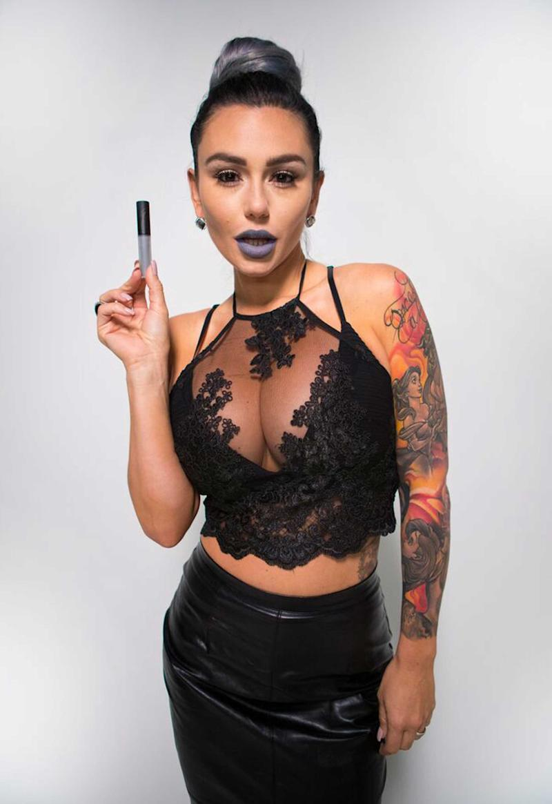 Photo credit: JWOWW Cosmetics