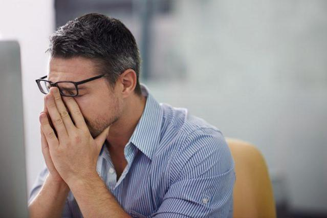Stress can have a big impact on your brain. (Photo: Getty Images)