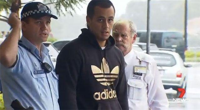 Killer Lionel Patea has been sentenced to life behind bars. Picture: 7 News