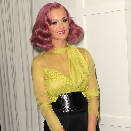 Katy Perry working on 'special' songs