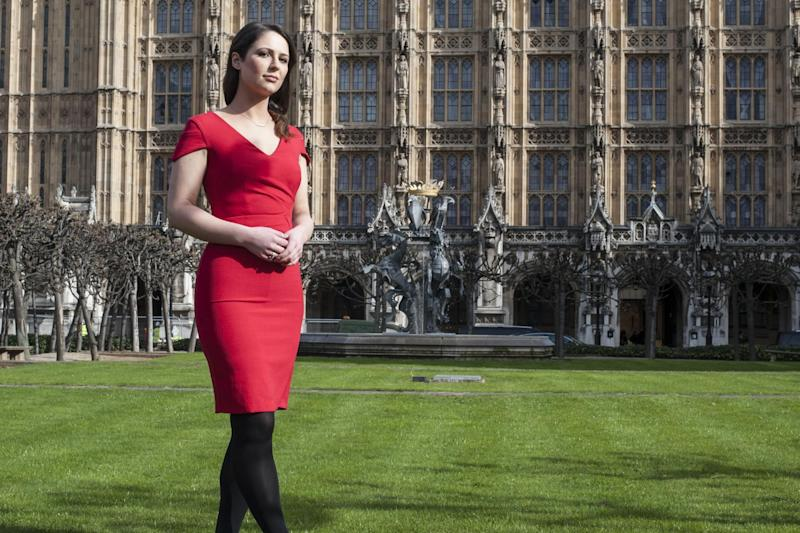 Nicola Thorp led the petition after being sent home from work for not wearing high heels: PA