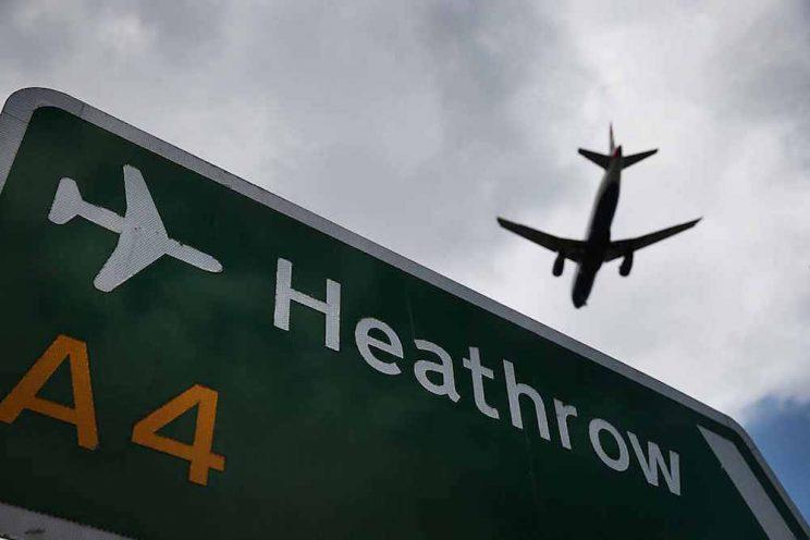 BA computer crash: passengers face third day of disruption at Heathrow