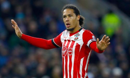 Southampton's Virgil van Dijk told to train alone after saying he wants to leave