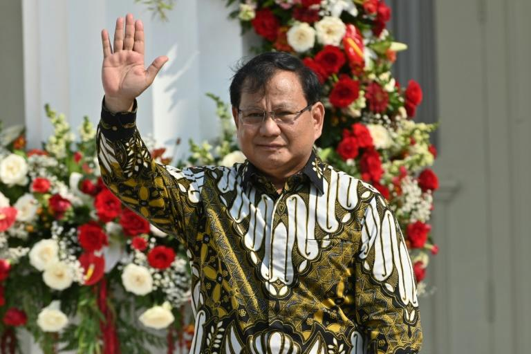 Indonesia defence minister invited to US after ban lifted
