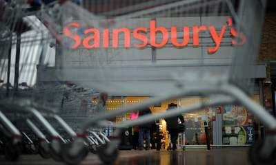 Sainsburys Sees Pre-Tax Profit Up 2.5%