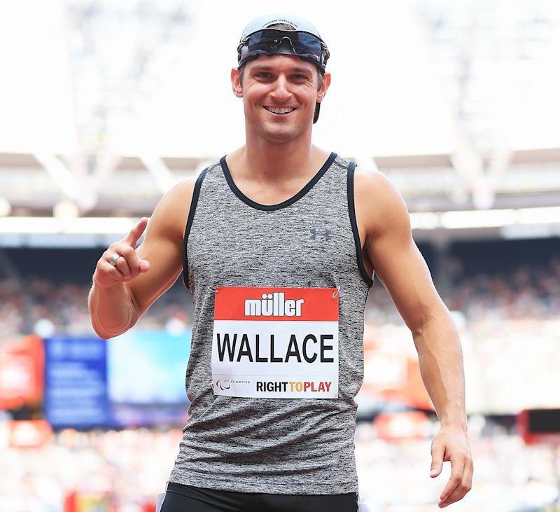 25 Things You Don't Know About Paralympic Sprinter Jarryd Wallace ('I Used to Wear Harry Potter–Esque Glasses')