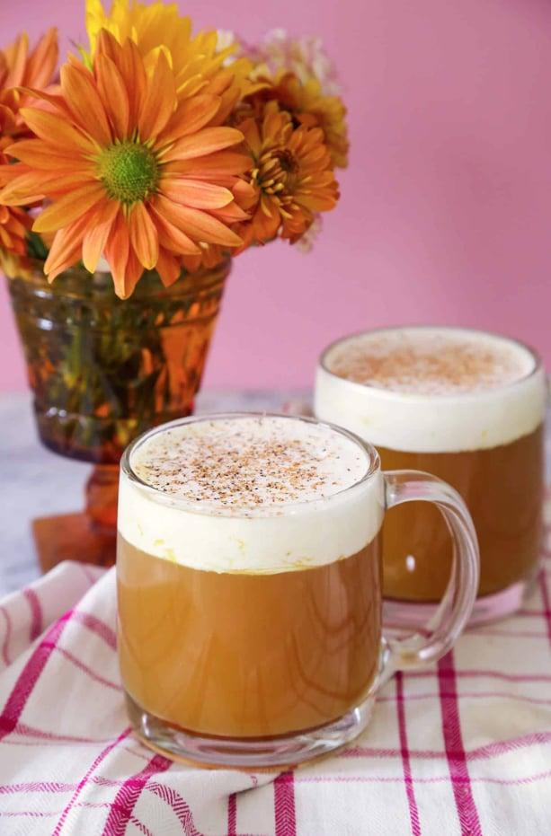 """<p><strong>Get the recipe</strong>: <a href=""""https://abeautifulmess.com/2017/11/boozy-apple-cider-a-la-mode.html"""" target=""""_blank"""" class=""""ga-track"""" data-ga-category=""""Related"""" data-ga-label=""""https://abeautifulmess.com/2017/11/boozy-apple-cider-a-la-mode.html"""" data-ga-action=""""In-Line Links"""">boozy apple cider a la mode</a> </p>"""