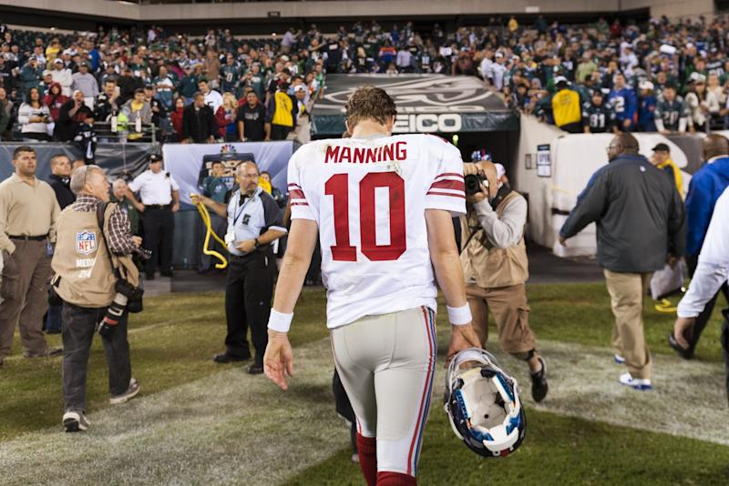 Eli Manning's sports memorabilia lawsuit settled