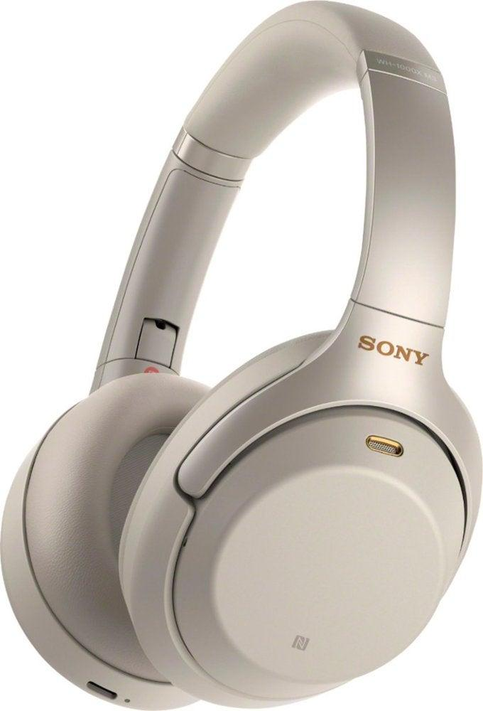 """<em>For the mom who needs some peace and quiet:</em><br><h2>Sony Over-Ear Headphones</h2>If she needs to cancel out the noise around her in quarantine in favor of a guided meditation, these noise-cancelling headphones from Sony will definitely do the trick. <br><br><br><strong>Sony</strong> Sony - WH-1000XM3 Wireless Noise Cancelling Over-the-Ear Headphones with Google Assistant - Silver, $, available at <a href=""""https://go.skimresources.com/?id=30283X879131&url=https%3A%2F%2Fwww.bestbuy.com%2Fsite%2Fsony-wh-1000xm3-wireless-noise-cancelling-over-the-ear-headphones-with-google-assistant-silver%2F6280545.p%3FskuId%3D6280545"""" rel=""""nofollow noopener"""" target=""""_blank"""" data-ylk=""""slk:Best Buy"""" class=""""link rapid-noclick-resp"""">Best Buy</a>"""