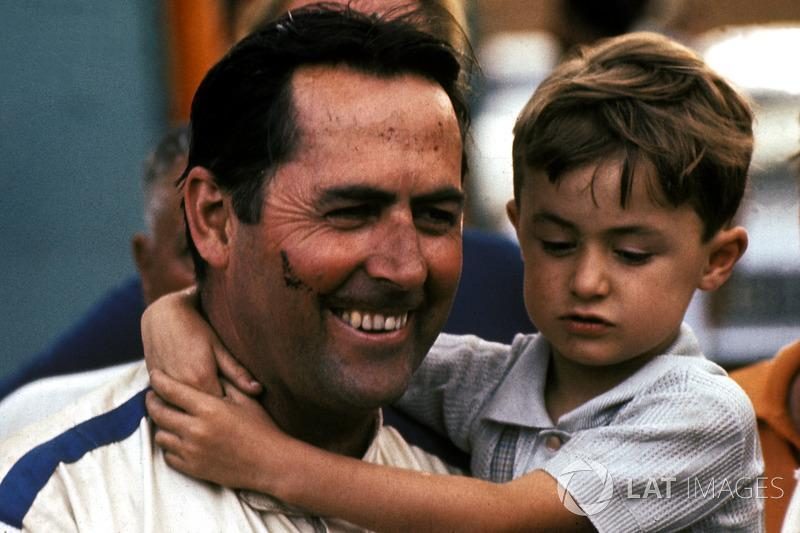 "Jack Brabham (1959, 1960 e 1966)<span class=""copyright"">Sutton Motorsport Images</span>"