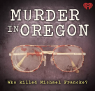 """<p>If you binged <em>Making a Murderer</em>, you need to listen to <em>Murder in Oregon </em>from iHeartRadio. It's about the murder of Michael Francke, the director of Oregon's Department of Corrections, who was brutally stabbed to death in 1989. Though a drug dealer was convicted for the crime, investigators are now convinced—thirty years too late—that someone else actually killed Michael. This podcast seeks to find out the truth.</p><p><a class=""""link rapid-noclick-resp"""" href=""""https://www.iheart.com/podcast/1119-murder-in-oregon-50598718/"""" rel=""""nofollow noopener"""" target=""""_blank"""" data-ylk=""""slk:Stream Now"""">Stream Now</a></p>"""