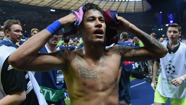 Two PSG pearlers and a vaunted Villarreal volley - Neymar's top 10 Barcelona goals