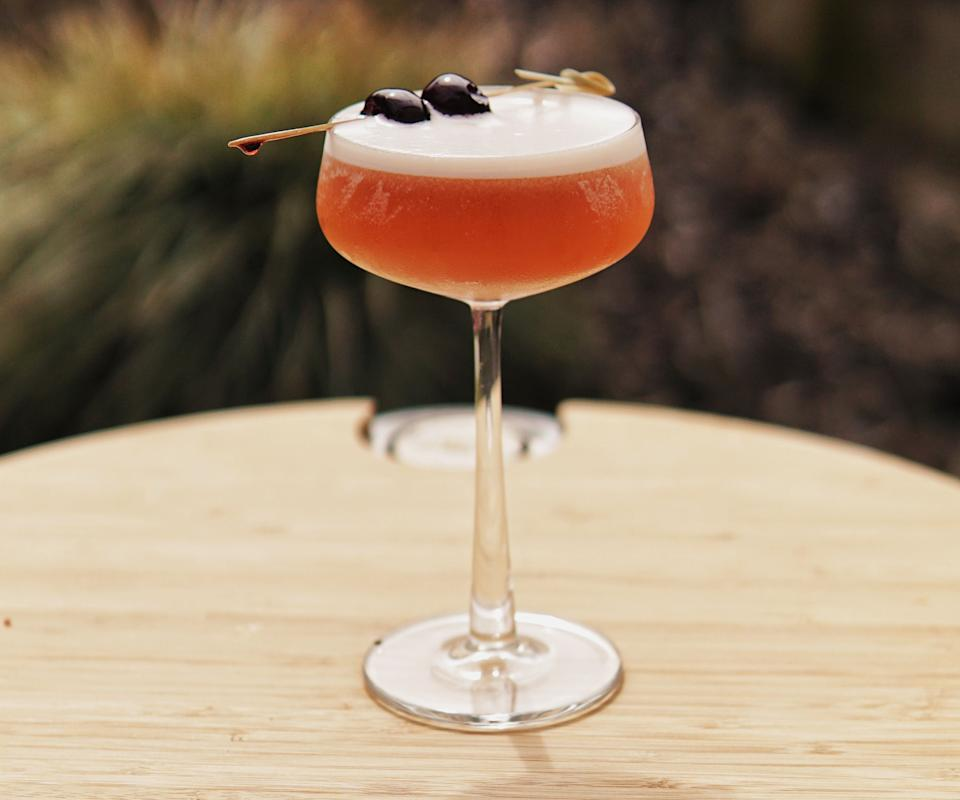 Is there anything better than a delicious daiquiri in the sunshine? (Photo: Jack Jamieson)