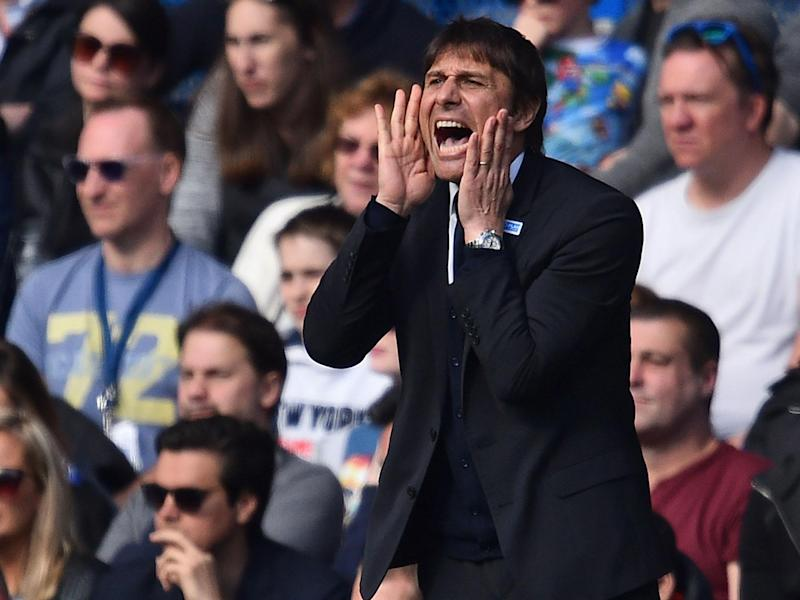 Antonio Conte wants to bring in an Italian assistant manager: Getty