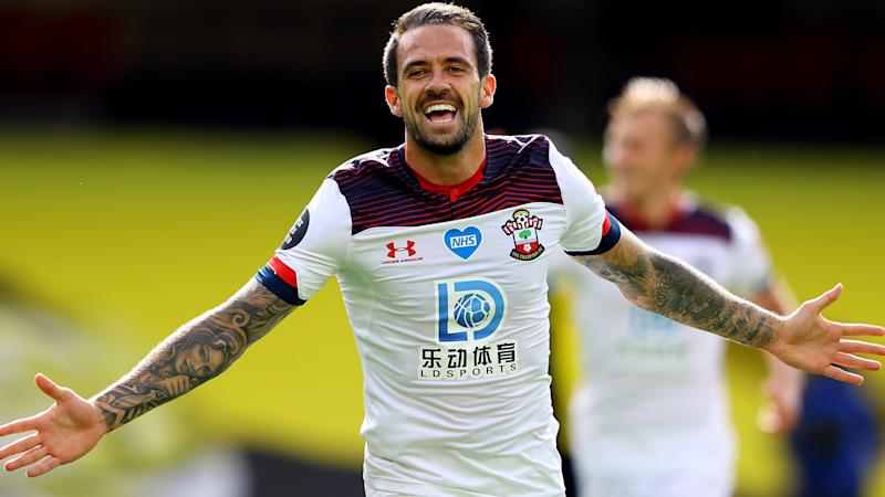 Ralph Hasenhuttl tells Danny Ings the goals will flow if the team comes first