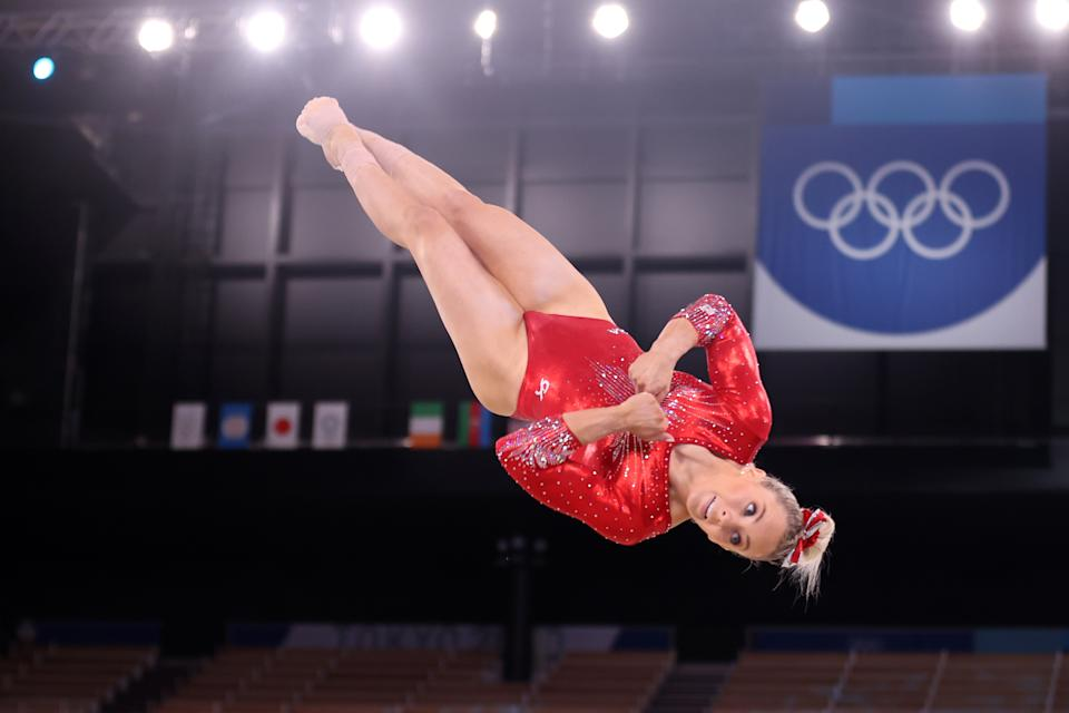 <p>In December 2020 Skinner was hospitalized for a week after catching the coronavirus and pneumonia. She lost six weeks of training leading up to the Olympic trials.</p>