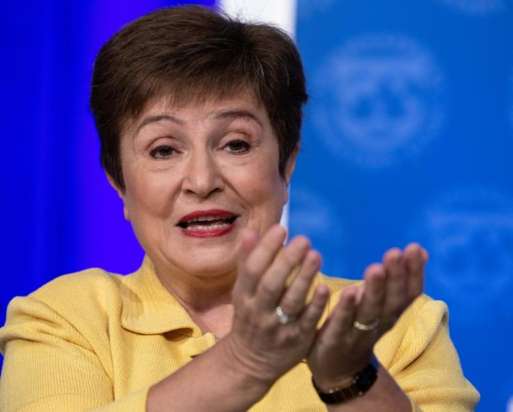 IMF Managing Director Kristalina Georgieva said the fund aims to triple the resources it provides to the poorest countries amid the pandemic