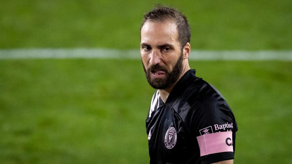 Pipita Higuaín | Ira L. Black - Corbis/Getty Images