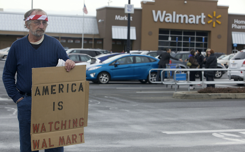 Walmart Might Benefit from Ammunition Ban