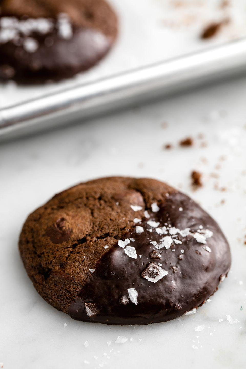 """<p>You've been warned.</p><p>Get the recipe from <a href=""""https://www.delish.com/cooking/recipe-ideas/recipes/a50447/death-by-chocolate-cookies-recipe/"""" rel=""""nofollow noopener"""" target=""""_blank"""" data-ylk=""""slk:Delish"""" class=""""link rapid-noclick-resp"""">Delish</a>. </p>"""