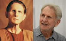 <p>The theatre actor was unrecognisable as Odo, Deep Space Nine's head of security, thanks to a headful of deeply unsettling prosthetics but fans of 'M*A*S*H' (the film) will have known him as Father Mulcahy too. He directed 9 episodes of 'DS9′ and has worked steadily as a TV actor ever since. He's also a talented singer and voice actor having played Chef Louis in 'The Little Mermaid', and is the current voice of Pepé Le Pew in the 'Looney Tunes Show'.</p>