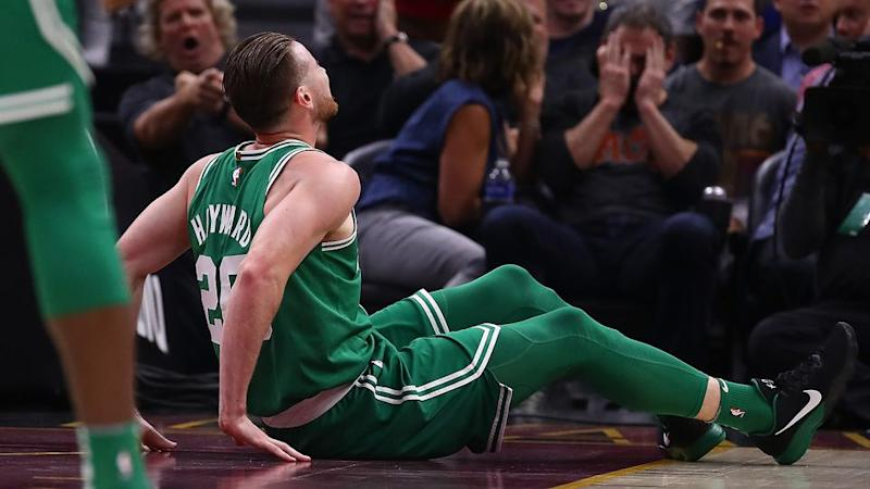 Hayward's injury will keep him out for the entire season. Pic: Getty