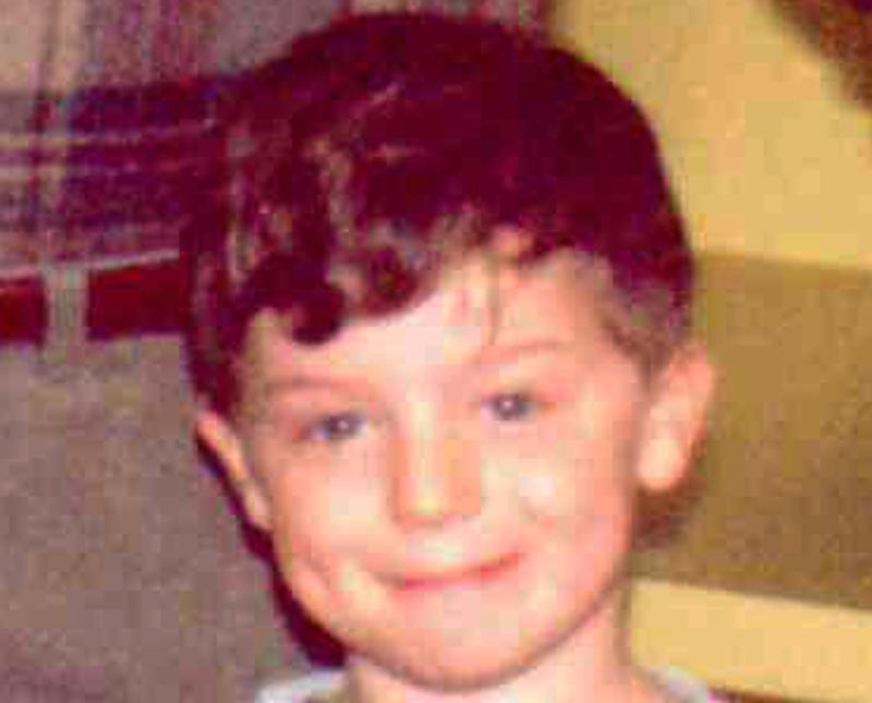 This photo provided by the Indiana State Police shows Richard Wayne Landers, Jr. who authorities say was abducted from Indiana by his paternal grandparents in 1994 during custody proceedings. Authorities say a 24-year-old man with the same Social Security number and date of birth as Landers  but living under a different name was located in October, 2012 in Long Prairie, Minn.  Police said his grandparents were also living under aliases nearby and confirmed his identity. (AP Photo/Indiana State Police)