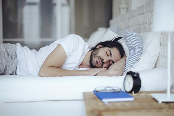Sleeping with your partner's t-shirt could improve your sleep as much as melatonin supplements thumbnail