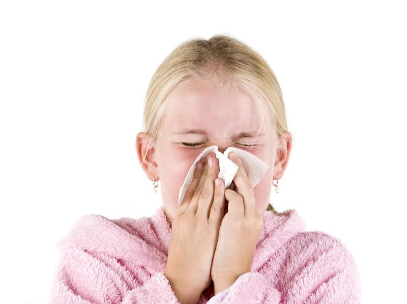 This cough is more common in children than in adults and is known as a 'habit cough', meaning coughing after a cold or flu is over out of habit.