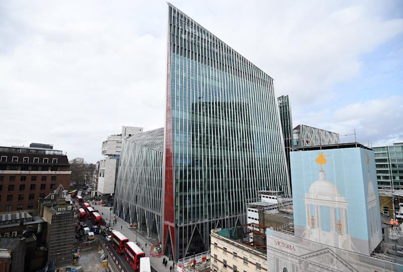 <strong>Nova Victoria has been crowned the UK's 'ugliest building' </strong> (PA Archive/PA Images)