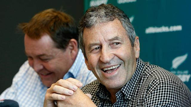 """Steve Hansen said Wayne Smith has left """"an everlasting legacy which is all one can expect of an All Black man."""""""