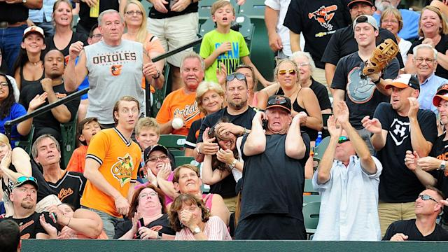 Due to a growing number of fan injuries, the Orioles announce a change in hopes of improving the ballpark experience.