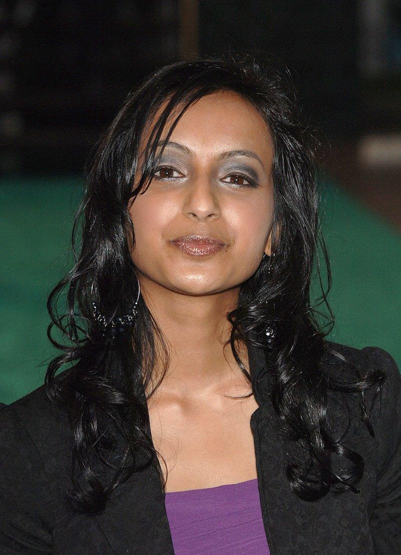 Shefali Chowdhury arrives for the UK Premiere of Harry Potter And The Order Of The Phoenix at the Odeon Leicester Square, central London.