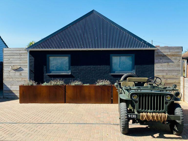 """<p>Set just minutes from dog-friendly Camber Sands and three miles from Rye, this unique place to stay in Sussex is striking from the outside and impressive inside. With black cladding enveloping the building, unusual furnishings and stunning lighting, <a href=""""https://go.redirectingat.com?id=127X1599956&url=https%3A%2F%2Fwww.holidaycottages.co.uk%2Fcottage%2F80450-larkrise-camber&sref=https%3A%2F%2Fwww.menshealth.com%2Fuk%2Fadventure%2Fg36954308%2Funique-places-to-stay-uk%2F"""" rel=""""nofollow noopener"""" target=""""_blank"""" data-ylk=""""slk:Larkrise Camber"""" class=""""link rapid-noclick-resp"""">Larkrise Camber</a> has a den-like feel for a break with mates. </p><p>Bean bags, board games and the bi-fold doors leading out to the secluded beach garden for BBQs are other things to love about about the rental. There's also a chill-out area in a separate cabin that can double up as a cinema room, plus a hot tub.</p><p><strong>Sleeps:</strong> 6 + 1 dog (£20 supplement)</p><p><strong>Available from:</strong> <a href=""""https://go.redirectingat.com?id=127X1599956&url=https%3A%2F%2Fwww.holidaycottages.co.uk%2Fcottage%2F80450-larkrise-camber&sref=https%3A%2F%2Fwww.menshealth.com%2Fuk%2Fadventure%2Fg36954308%2Funique-places-to-stay-uk%2F"""" rel=""""nofollow noopener"""" target=""""_blank"""" data-ylk=""""slk:Holidaycottages.co.uk"""" class=""""link rapid-noclick-resp"""">Holidaycottages.co.uk</a></p><p><strong>Price:</strong> Three nights from £1,477</p><p><a class=""""link rapid-noclick-resp"""" href=""""https://go.redirectingat.com?id=127X1599956&url=https%3A%2F%2Fwww.holidaycottages.co.uk%2Fcottage%2F80450-larkrise-camber&sref=https%3A%2F%2Fwww.menshealth.com%2Fuk%2Fadventure%2Fg36954308%2Funique-places-to-stay-uk%2F"""" rel=""""nofollow noopener"""" target=""""_blank"""" data-ylk=""""slk:CHECK AVAILABILITY"""">CHECK AVAILABILITY</a> </p>"""