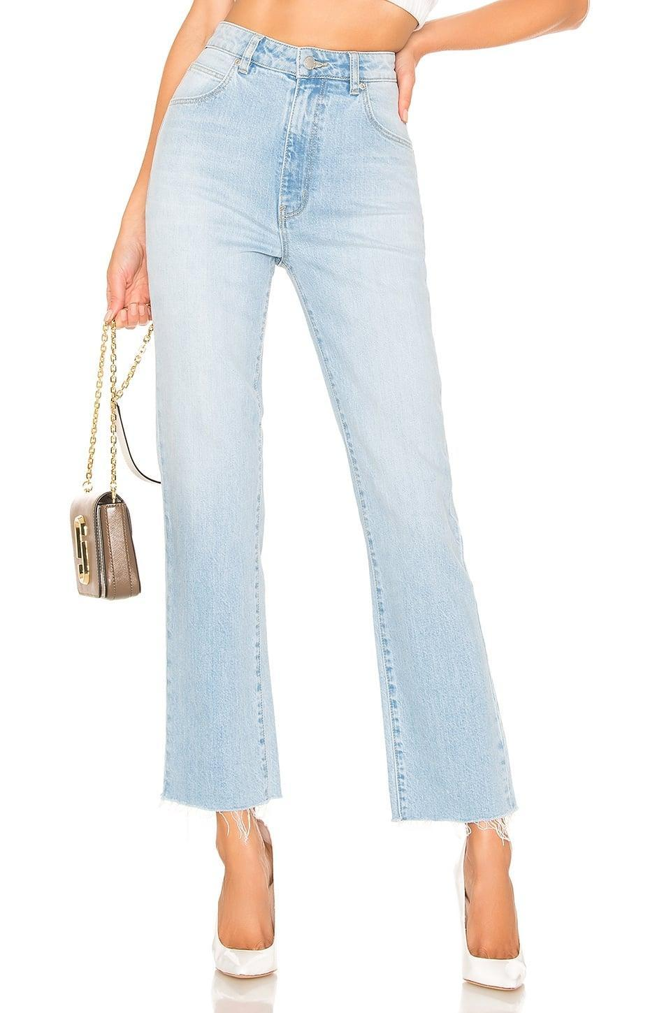 <p>These <span>Rolla's X Sofia Richie Original Straight</span> ($99) jeans will be staples for years to come.</p>