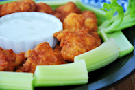 """<p>""""SO GOOD! I am a wing fanatic and I'm so happy I finally found a way to satisfy the craving outside of a restaurant!"""" <i>-mjbanks</i> <b><a href=""""http://www.food.com/recipe/chilis-boneless-buffalo-wings-copycat-52064?oc=PTNR-YahooFood-favorite-chicken-wing-recipes"""" rel=""""nofollow noopener"""" target=""""_blank"""" data-ylk=""""slk:Get the Recipe>>"""" class=""""link rapid-noclick-resp"""">Get the Recipe>></a></b><br></p><p><i>Recipe by <a href=""""http://share.food.com/community/dayla/style.esi?member_id=50053?oc=PTNR-YahooFood-favorite-chicken-wing-recipes"""" rel=""""nofollow noopener"""" target=""""_blank"""" data-ylk=""""slk:dayla"""" class=""""link rapid-noclick-resp"""">dayla</a>; Photo by <a href=""""http://www.food.com/user/1800054678?oc=PTNR-YahooFood-favorite-chicken-wing-recipes"""" rel=""""nofollow noopener"""" target=""""_blank"""" data-ylk=""""slk:SharonChen"""" class=""""link rapid-noclick-resp"""">SharonChen</a> </i></p>"""