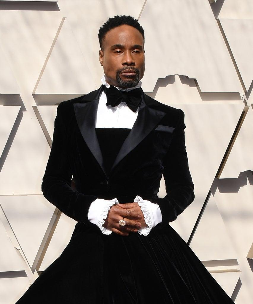 US actor and singer Billy Porter arrives for the 91st Annual Academy Awards at the Dolby Theatre in Hollywood, California on February 24, 2019. (Photo by Mark RALSTON / AFP) (Photo credit should read MARK RALSTON/AFP via Getty Images)