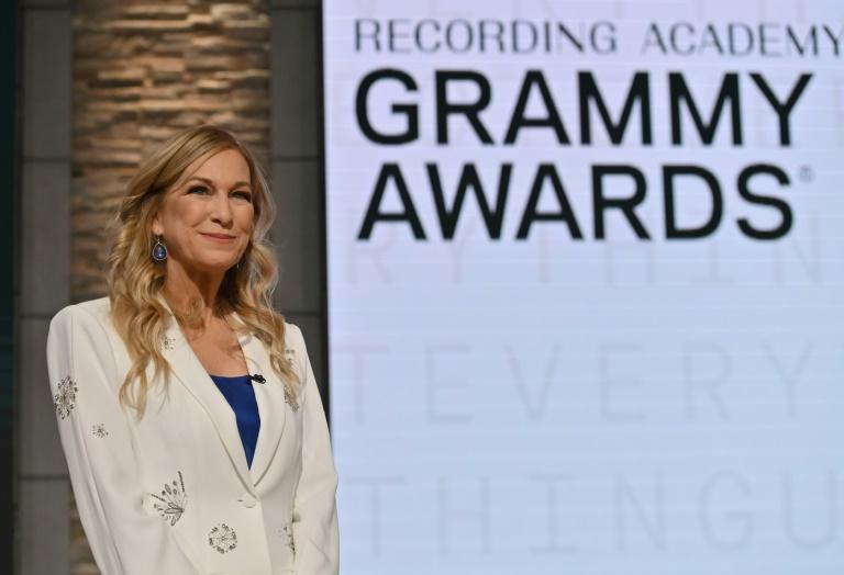 Suspended Recording Academy president and CEO Deborah Dugan has levied some tough accusations against her colleagues and her predecessor Neil Portnow (AFP Photo/Angela Weiss)