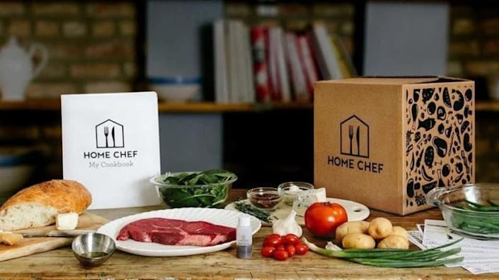 Get delicious meals delivered straight to your door.