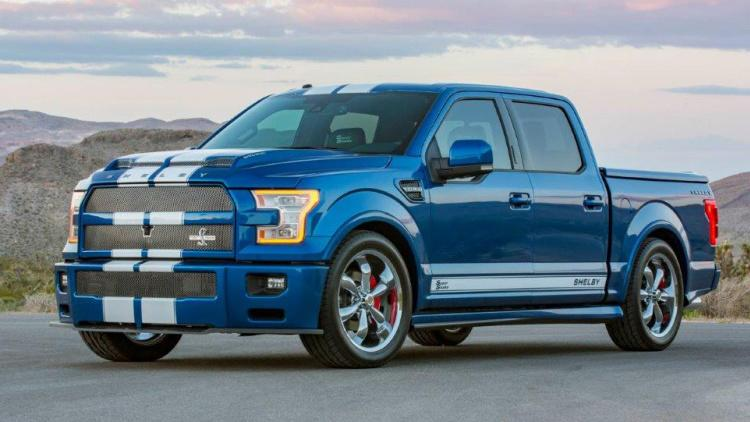 Shelby Unveils Super Snake F 150 Pickup With 96 880 Price Tag