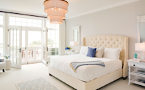 """<p><a href=""""http://www.oceanhouseri.com/"""" rel=""""nofollow noopener"""" target=""""_blank"""" data-ylk=""""slk:Ocean House"""" class=""""link rapid-noclick-resp"""">Ocean House</a> is unabashedly striking, a Victorian resort silhouette set upon the bluffs of Watch Hill, overlooking the Atlantic Ocean below. Activities like croquet, squash, yachting, and concerts on the expansive lawn enhance the Gatsby-esque vibe. While parents laze on the beach, kids can partake in tennis, fishing, and surfing classes through the SandCastles kids' club. (Photo: Chip Riegel)</p>"""