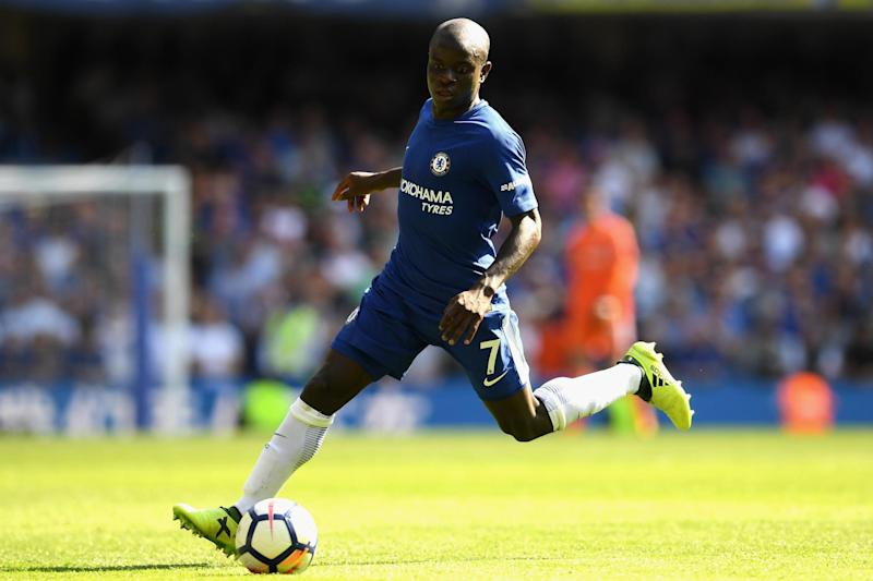Star man | N'Golo Kante: Darren Walsh/Chelsea FC via Getty Images